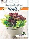 Kraft Seeds Lettuce F1 Hybrid Vegetable Seeds