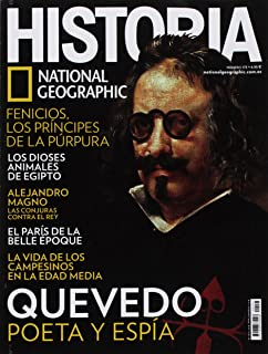 Historia National Geographic. Nro. 173. Mayo 2018
