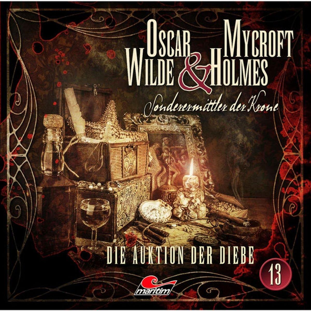 Oscar Wilde & Mycroft Holmes - Folge 13: Die Auktion der Diebe ...