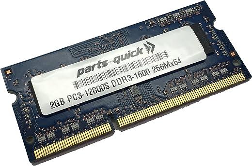 ذاكرة 2 جيجا بايت سريعة لQnap Ts-451A ، Ts-451S Ddr3L Pc3L-12800 Sodimm Ram (علامة تجارية سريعة)