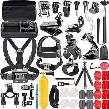 Fácil de llevar la cámara Maleta Bolsa De Almacenamiento Para GOPRO Hero HD//2//3//3+//4 Yi Cámara