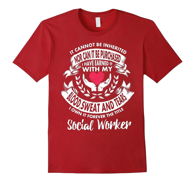 SOCIAL WORK MONTH Tshirt