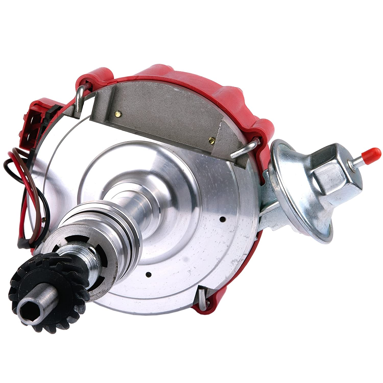 Ford 351C 351M 400 429 460 HEI Distributor 65,000 KV Coil 7500 RPM