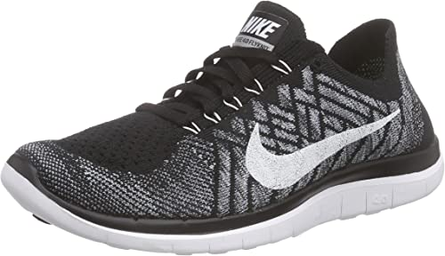 Nike Free 4.0 Flyknit, Chaussures de Running Homme