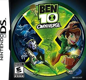 BEN 10 OMNIVERSE - DS