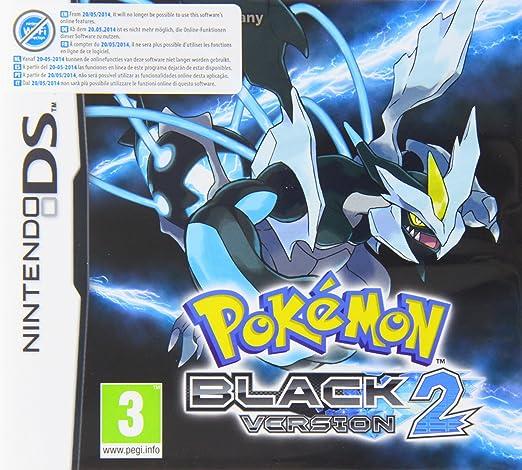 Nintendo Pokemon Black Version 2, NDS - Juego (NDS, Nintendo DS ...