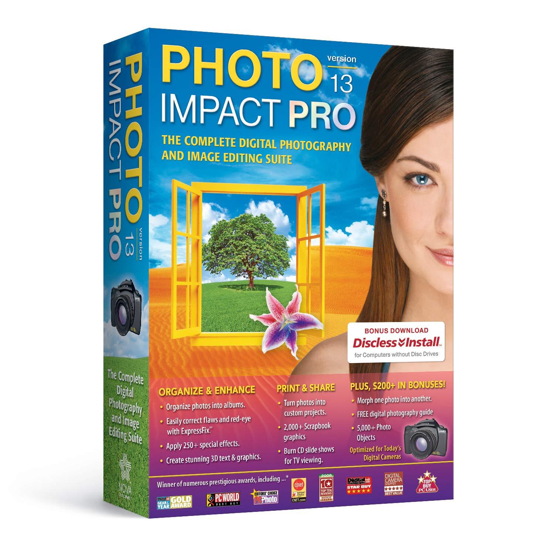 Photo Impact Pro 13 by Nova Development US