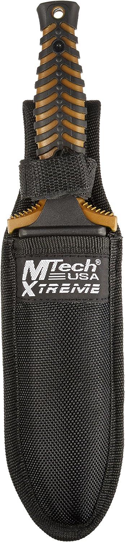 MTECH USA XTREME MX-8089TN Fixed Blade Knife, 7.5-Inch