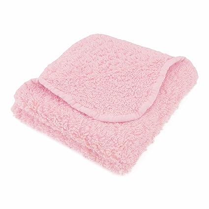 Toalla Super Pile Color Pink Lady 501 en medida 105x180 cm