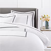 Pinzon 400-Thread-Count Hotel Stitch Duvet Cover
