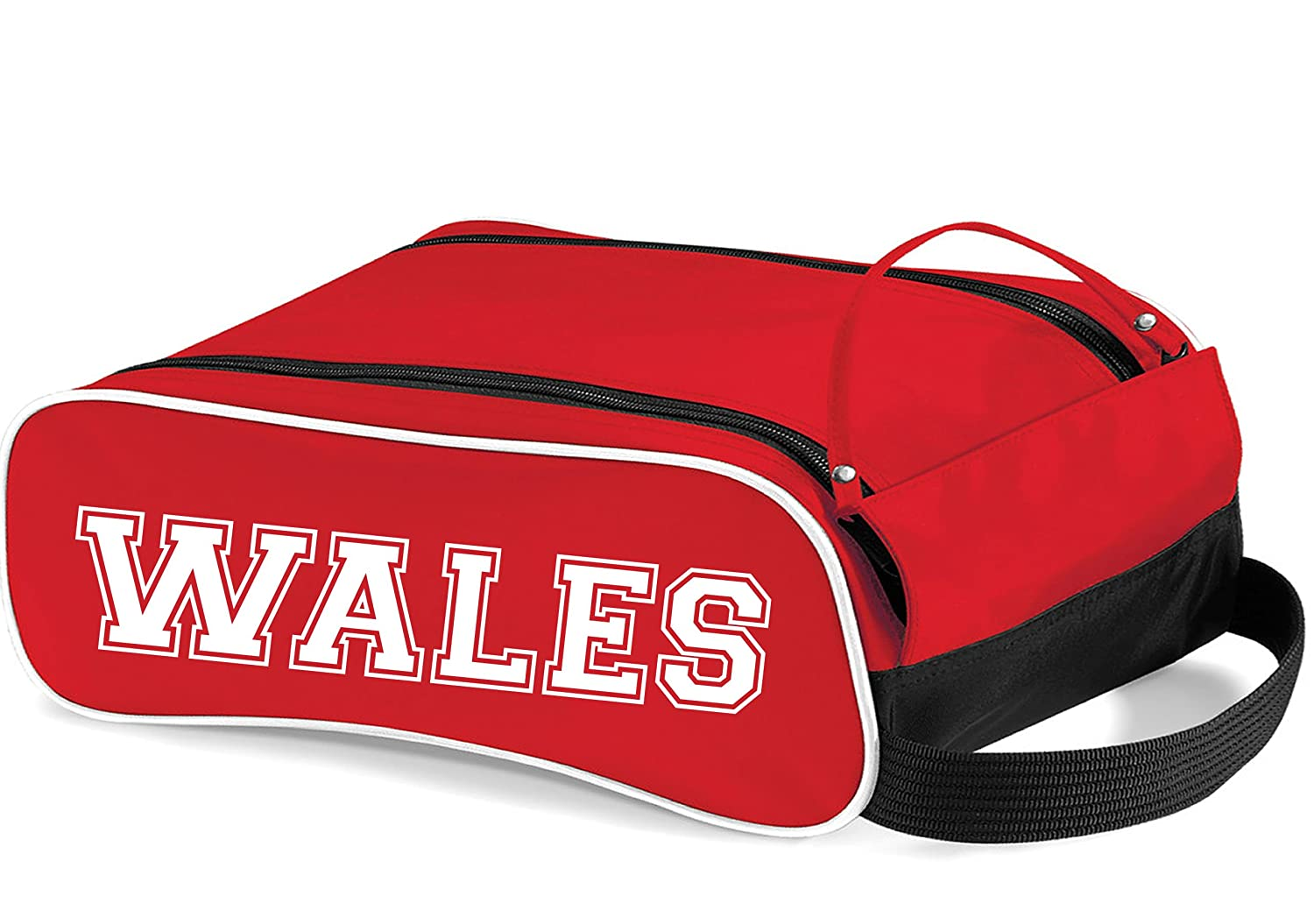 e709d9208984 Wales Boot Bag Ideal Gift Shoe Bag for Football