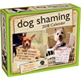 Dog Shaming 2018 Day-to-Day Calendar