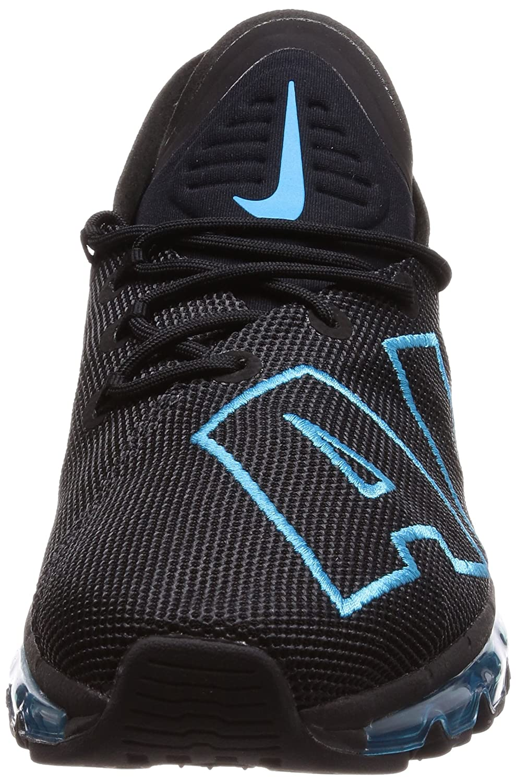 dad7eedb62 Nike Herren Air Max Flair Gymnastikschuhe, schwarz: Amazon.de: Schuhe &  Handtaschen