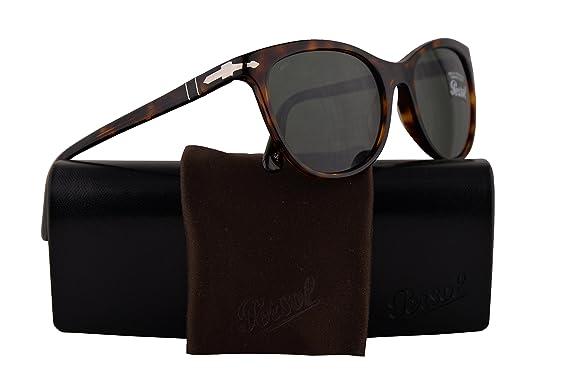 Persol PO3190S gafas de sol w/lente verde 54mm 2431 PO 3190S ...