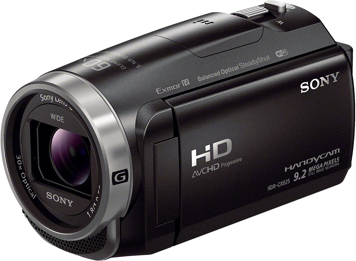 Sony »HDR-CX625B« Camcorder
