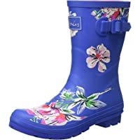 Joules botas contra lluvia Botas para lluvia para Mujer