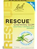 Nelsons Rescue Chewing Gum Spearmint