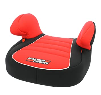 Ferrari Dream Booster Car Seat 4 11 Years