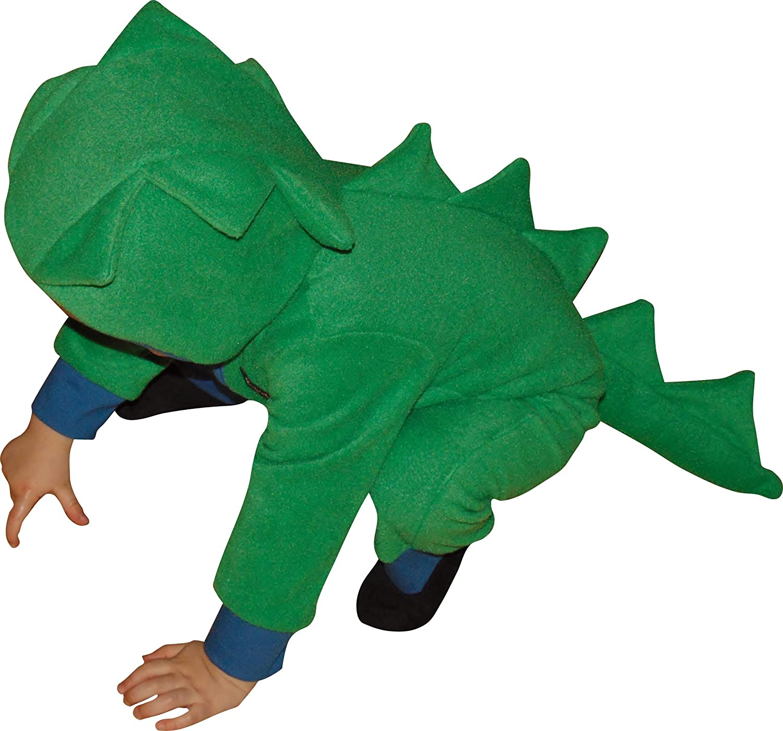Mamadu Baby Krokodil Kostüm/Overall/Strampler/Strampelanzug aus ...