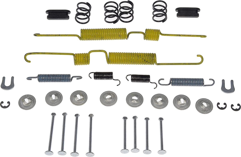 Drum Brake Hardware Kit Rear Dorman HW17253