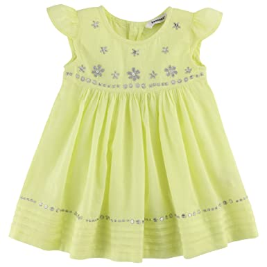 Hurave Baby Girls Two Buckle Embroidered Dress Clothes Children Sleeveless  Dress Kids Round Collar Vest Dresses For 2 8 Years-in Dresses from Mother &  Kids ...