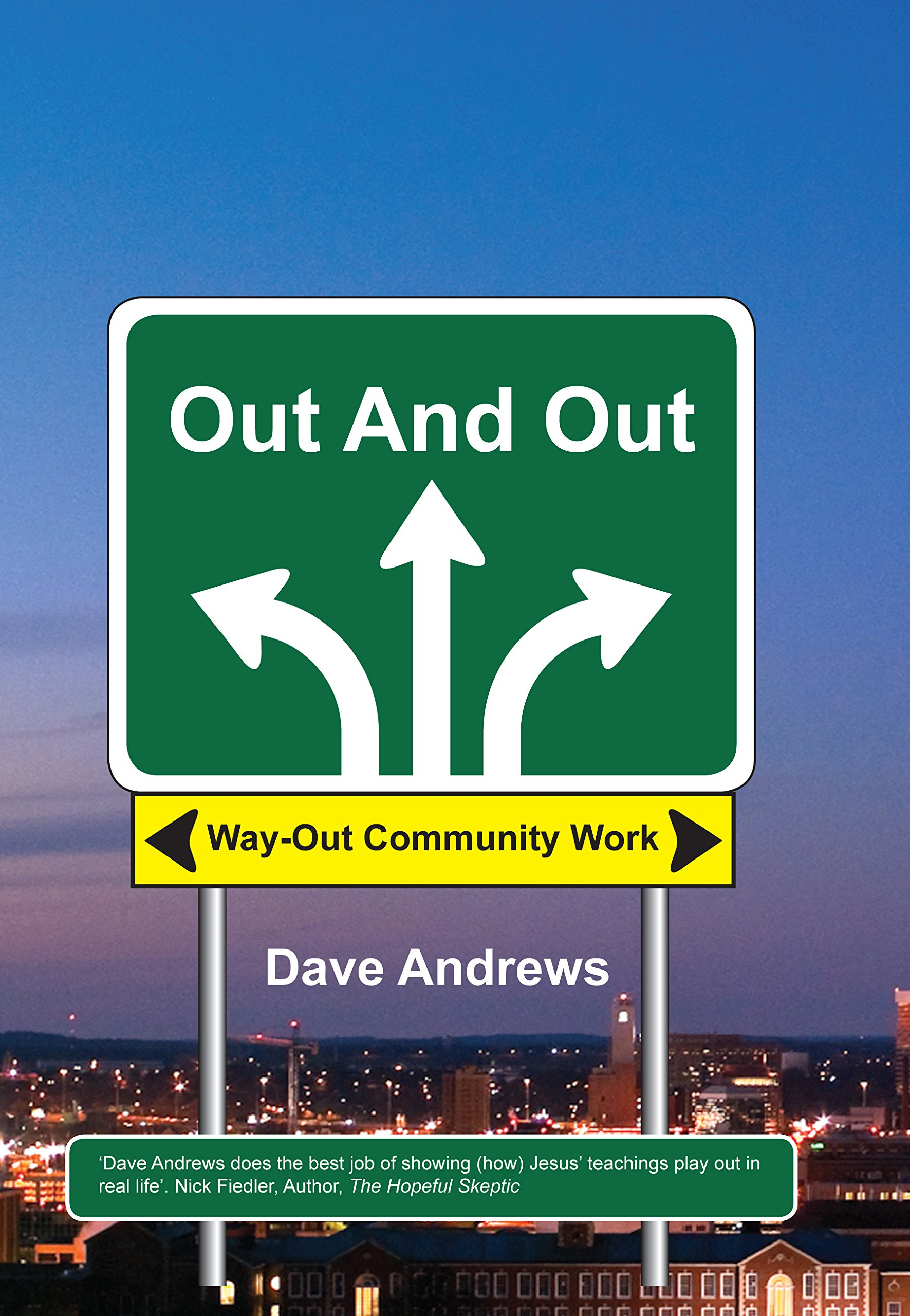 Out and Out: Way-Out Community Work pdf epub