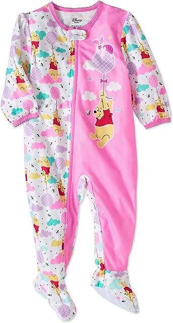 Disney Baby Winnie The Pooh Blanket Sleeper Girls 24M BRAND NEW
