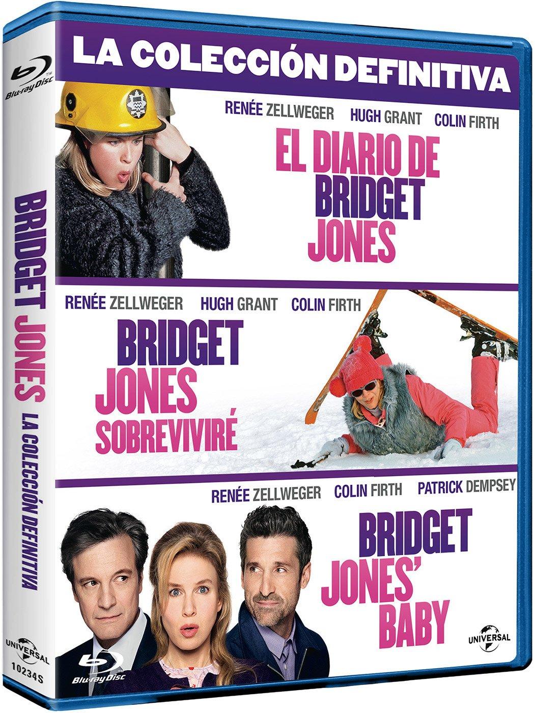 Bridget Jones - Trilogía [Blu-ray]