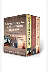 Adventures in Backpacking Box Set: Down and Out in Kathmandu, Holiday Gone Wrong, Notes of a Naive Traveler Kindle Edition