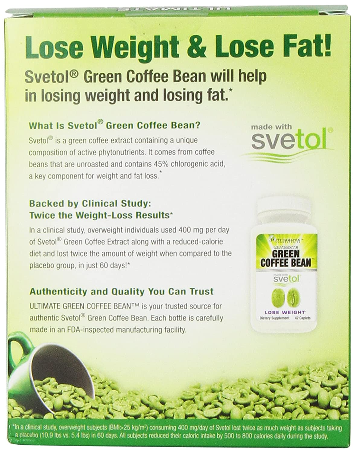 Does drinking green coffee help you lose weight image 1