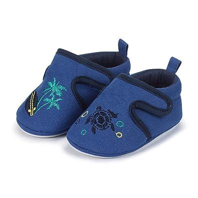Sterntaler Jungen Baby-Sandale Slipper