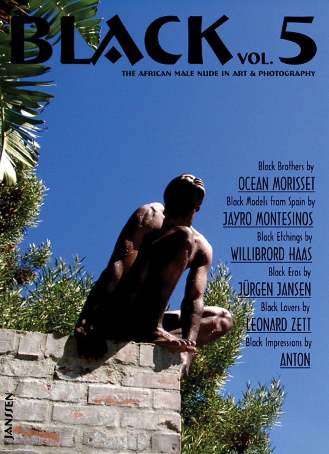 Download Black: The African Male Nude in Art & Photography (v. 5) PDF