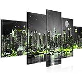 Bilder New York City Wandbild 200 X 100 Cm Vlies   Leinwand Bild XXL Format  Wandbilder