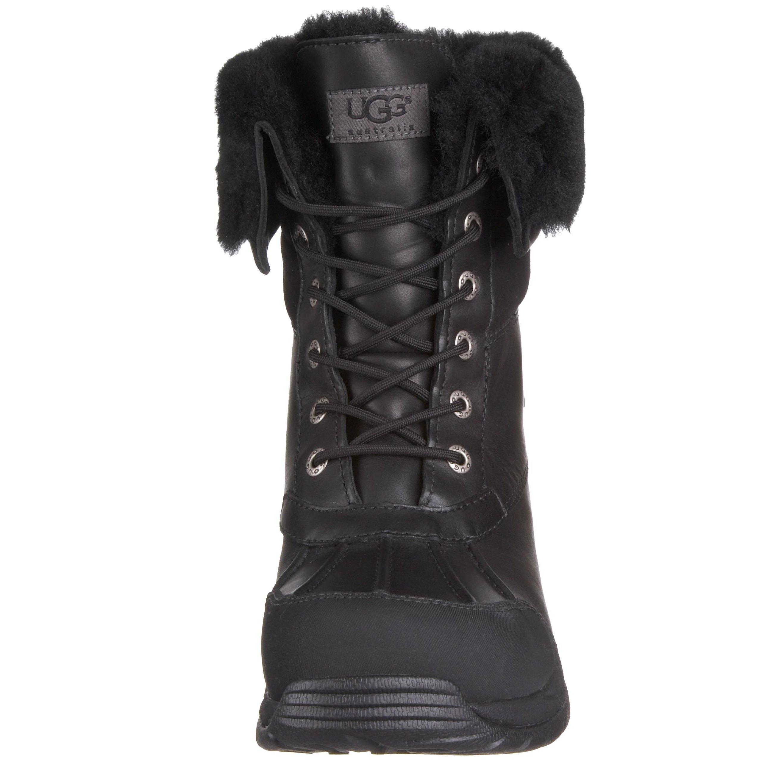 UGG Men's Butte Snow Boot, Black, 11 M US by UGG (Image #4)