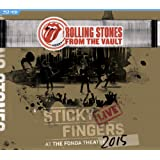 THE ROLLING STONES - STICKY FINGERS LIVE [Blu-ray]