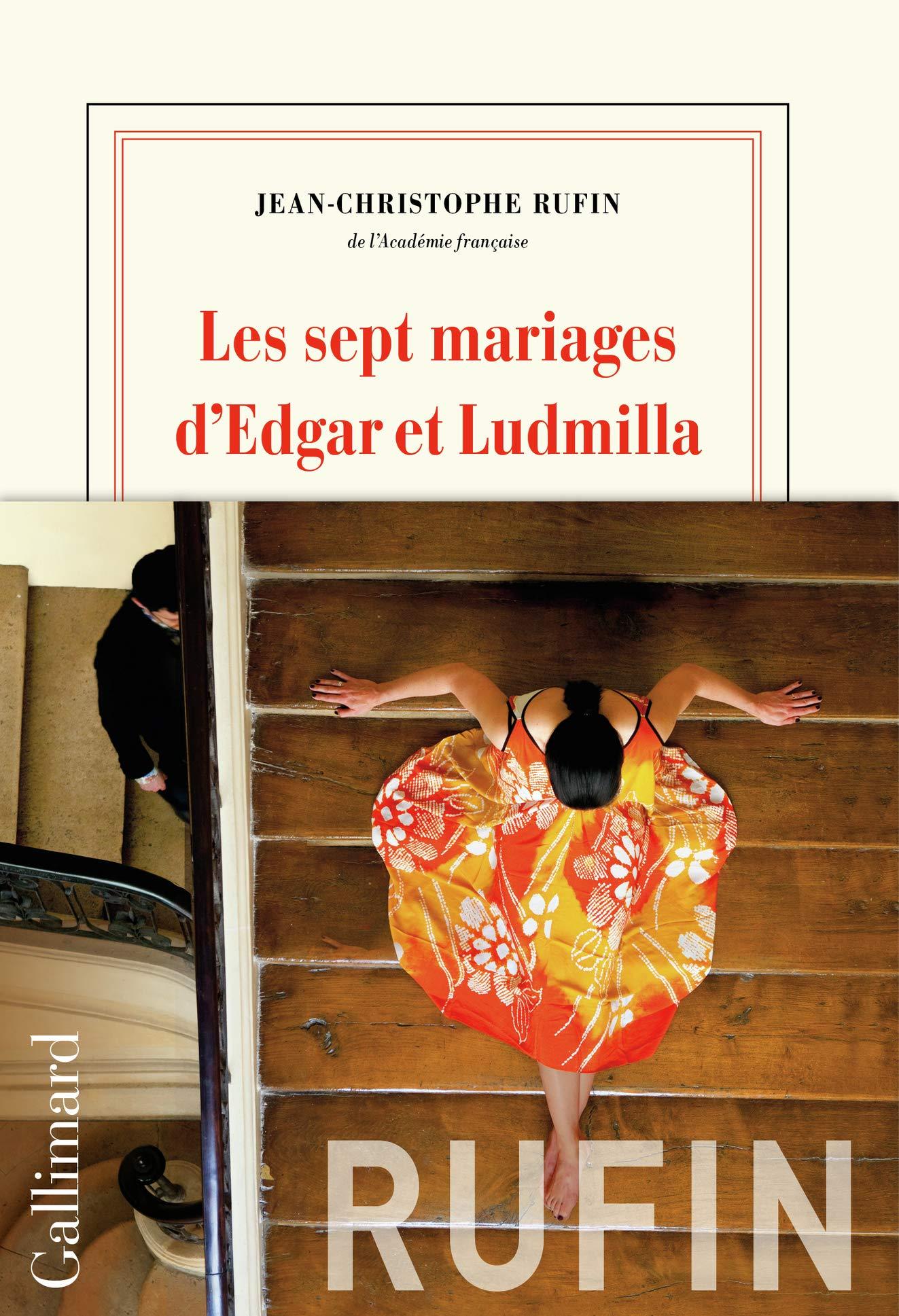 Les sept mariages d'Edgar et Ludmilla : roman