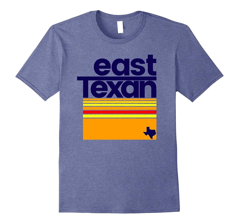 East Texan Regional Shirt Funny Texas T-Shirt TX-CD