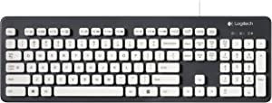 Logitech Washable Wired Keyboard K310