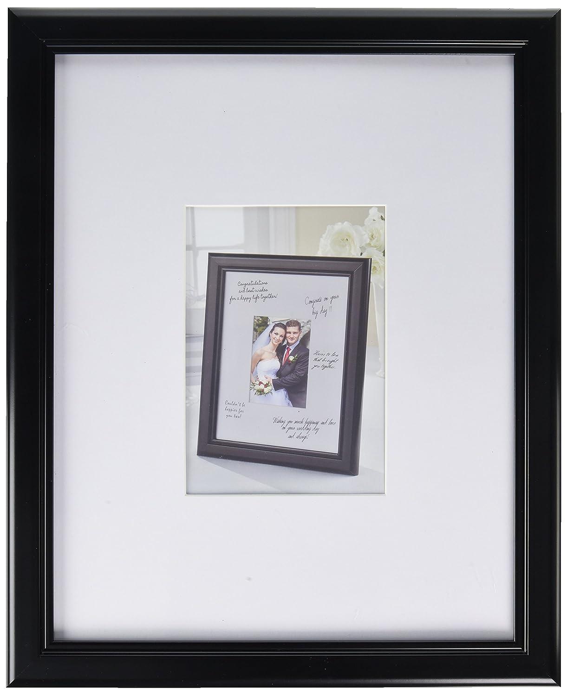 Amscan Wedding Autograph Frame, 2 Ct. TradeMart Inc. 450083