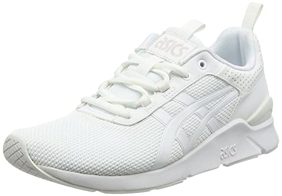 Asics Gel-Lyte Runner, Chaussures de Course Mixte Adulte, Blanc (White/White), 44.5 EU