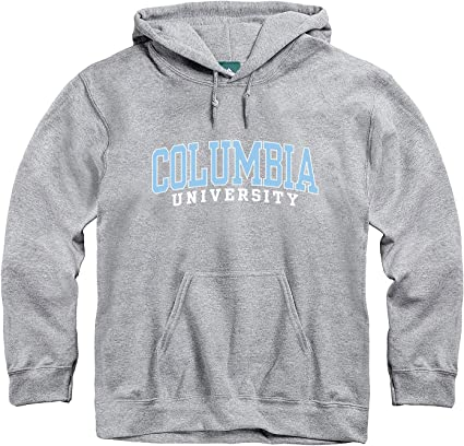 Premium Grey Heavyweight Cotton Blend Ivysport Crewneck Sweatshirt Classic Logo