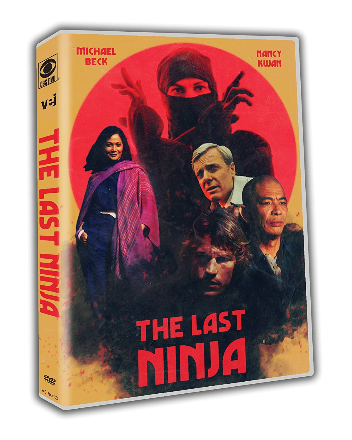 Amazon.com: The Last Ninja Starring Michael Beck and Nancy ...