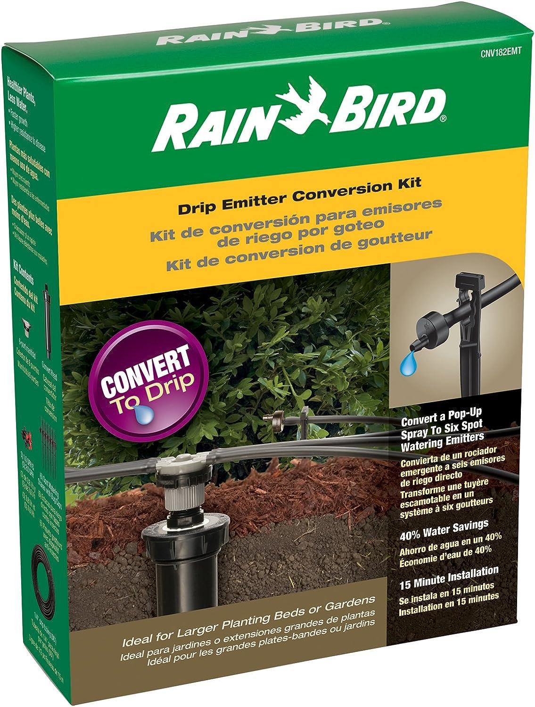 Rain Bird CNV182EMT 1800 To 6 Drip Emitters Convert Kit