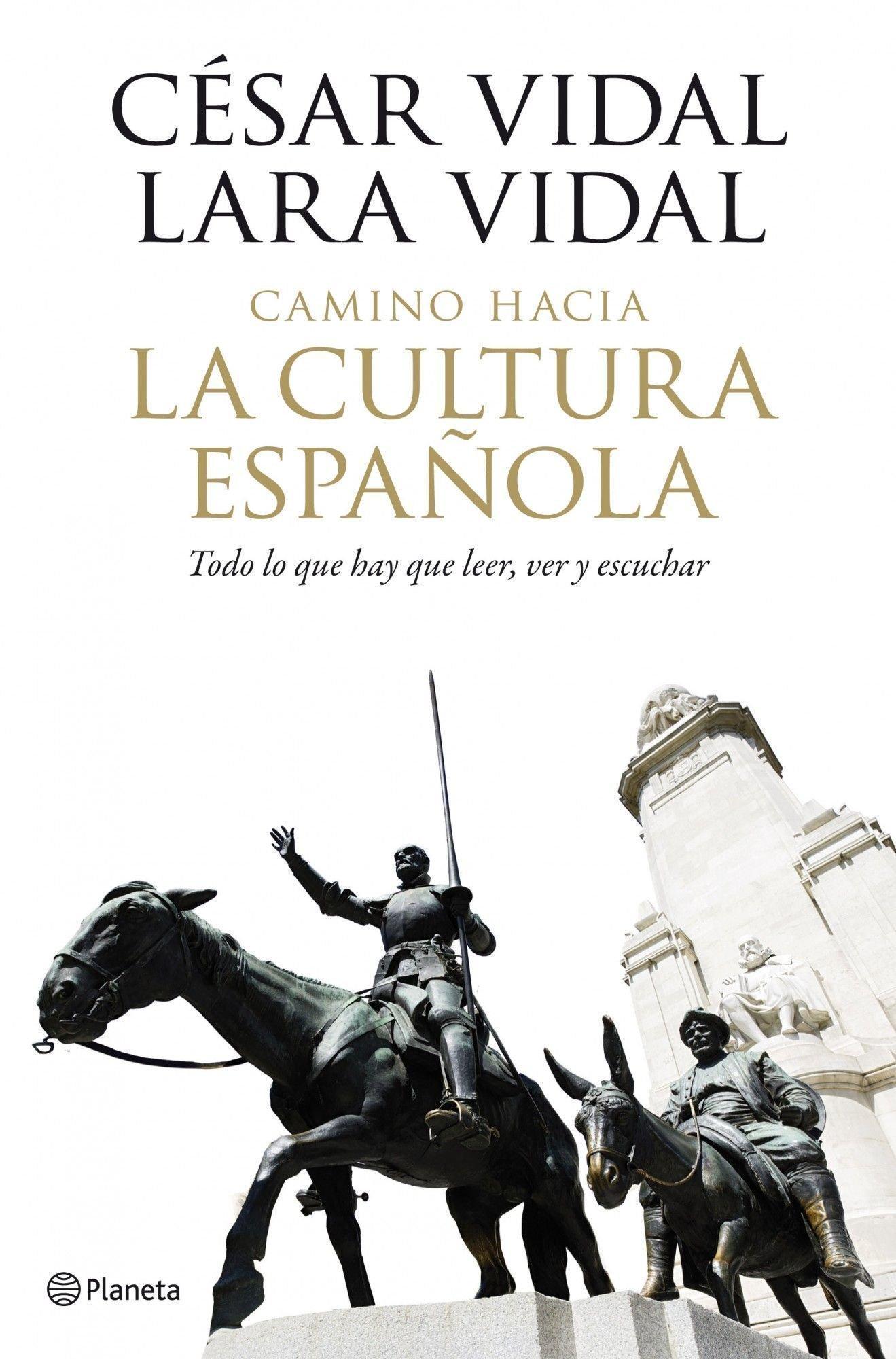 Camino hacia la cultura española Fuera de colección: Amazon.es: Vidal, César ^Vidal Garcías, Lara: Libros