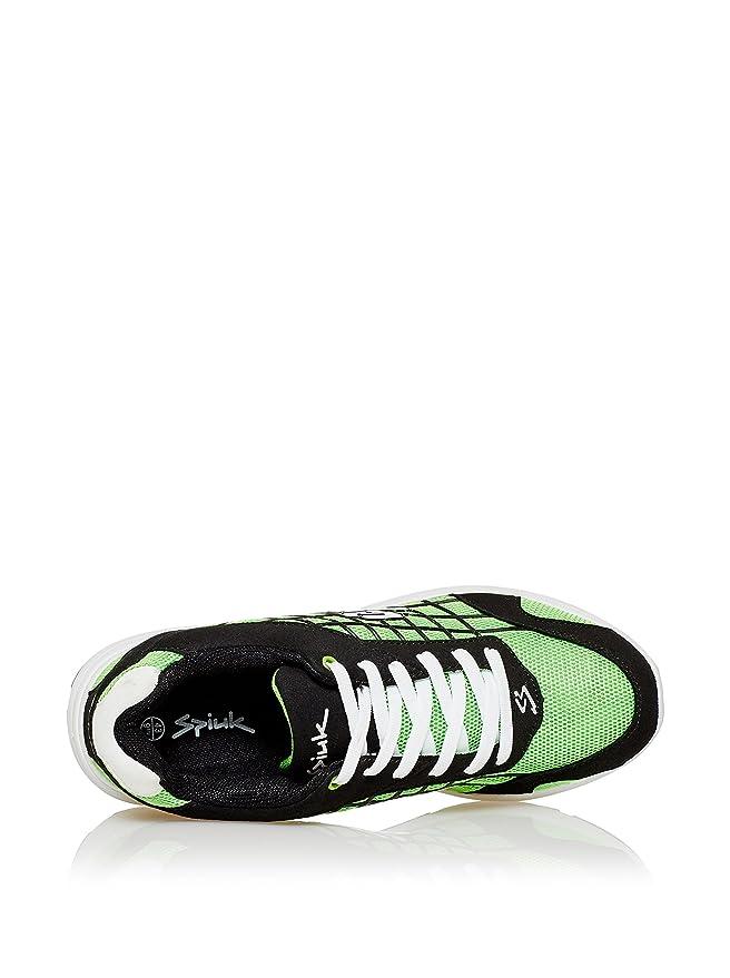 Spiuk Zapatillas Podium Verde/Negro/Blanco EU 47: Amazon.es: Zapatos y complementos
