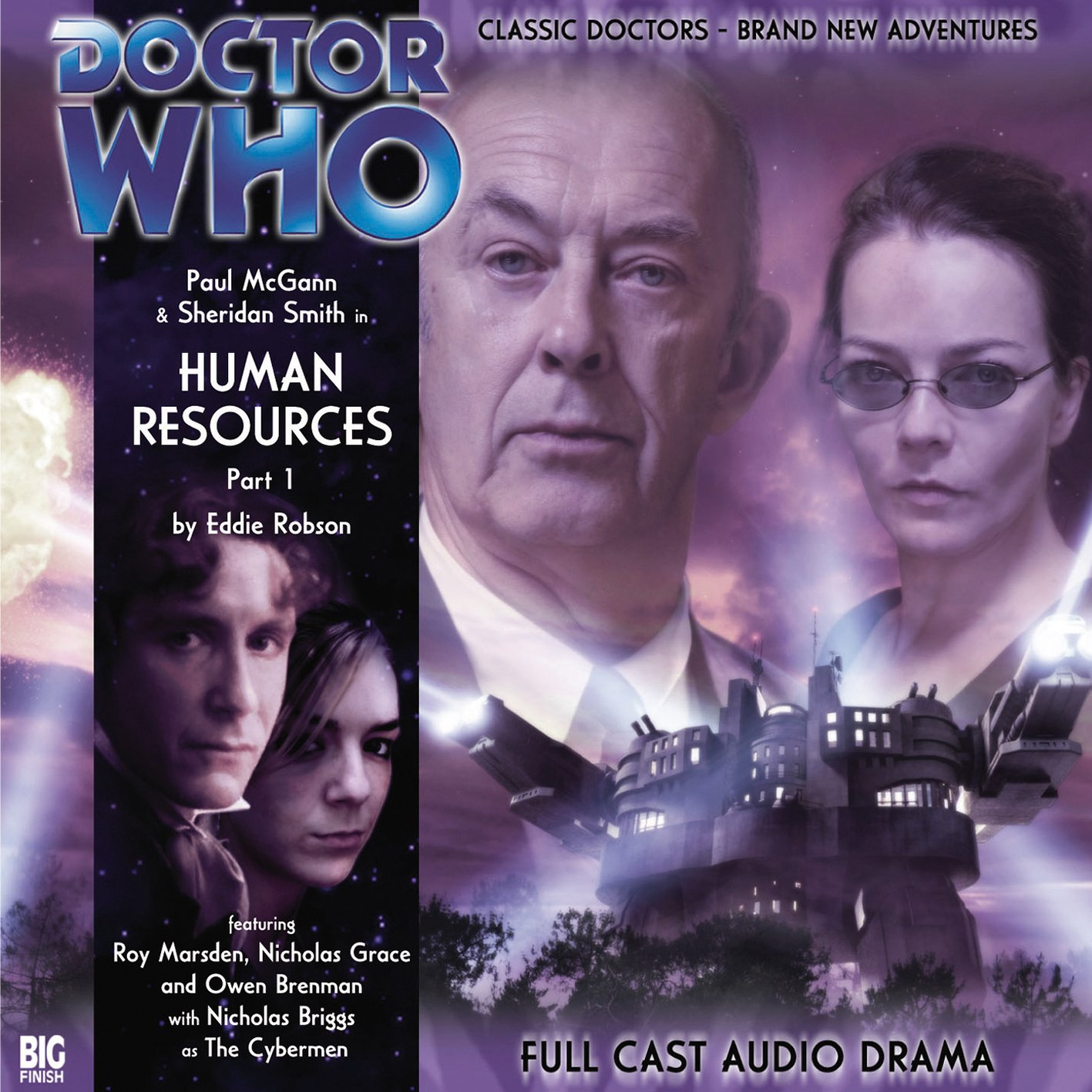 Human Resources, Part 1 (Doctor Who: The Eighth Doctor Adventures, 1.7) pdf epub
