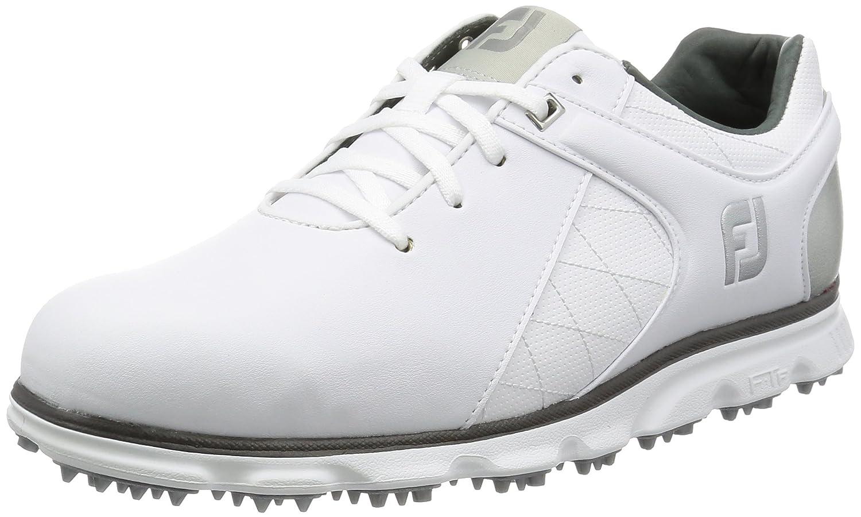 [フットジョイ]  ゴルフシューズ  プロ/エスエル 56844J B01LYURVH1 27.0 cm Wide ホワイト/シルバー2016モデル