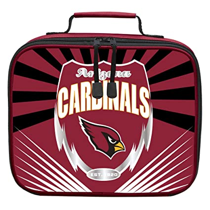 134aa641434 Amazon.com : The Northwest Company Officially Licensed NFL Arizona  Cardinals Lightning Kids Lunch Kit, Red : Sports & Outdoors