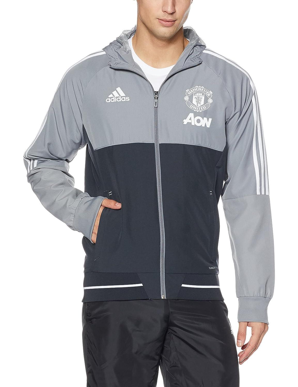Adidas Herren Manchester United Präsentationsjacke Jacke