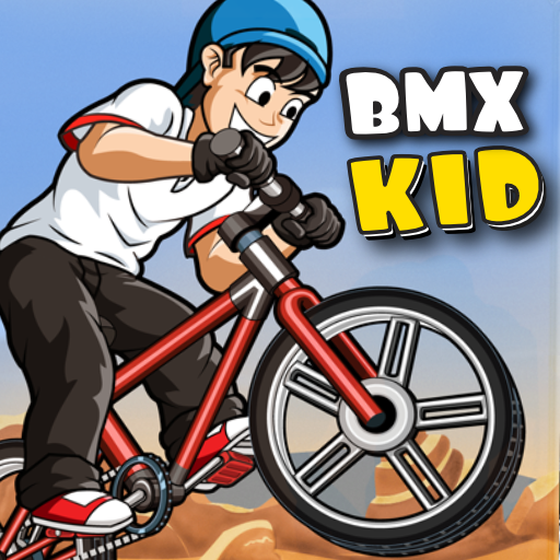 BMX Kid - Racing For Game Kids